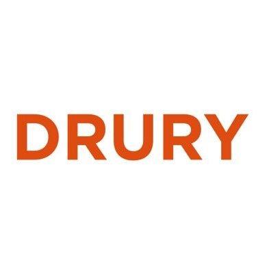 Drury Communications and PR logo