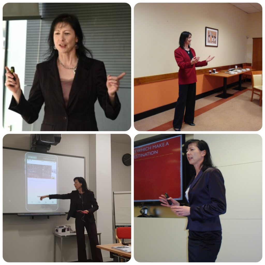 Media Training Courses | Flasheforward | Fiona Ashe