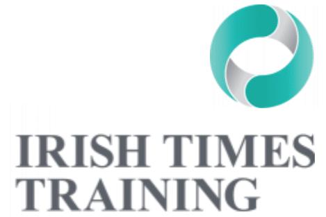 Irish Times Training logo | Media Courses